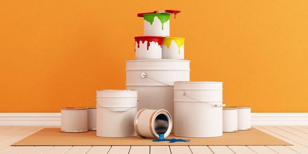 房地产行业需求紧缩,建筑涂料市场发展新方向