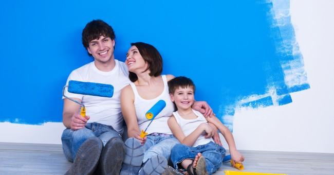 如何查验墙面涂料涂装后的质量效果?
