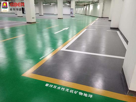 打造优质的停车场地坪工程需要做好哪些工作