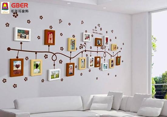 回忆之旅——照片墙面创意设计