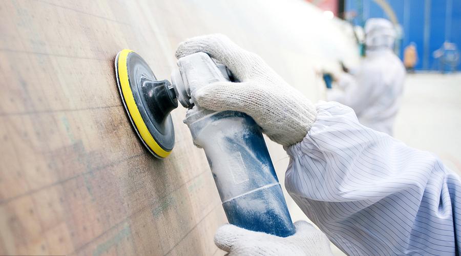 【涨知识】钢材防锈除锈七种常用方法