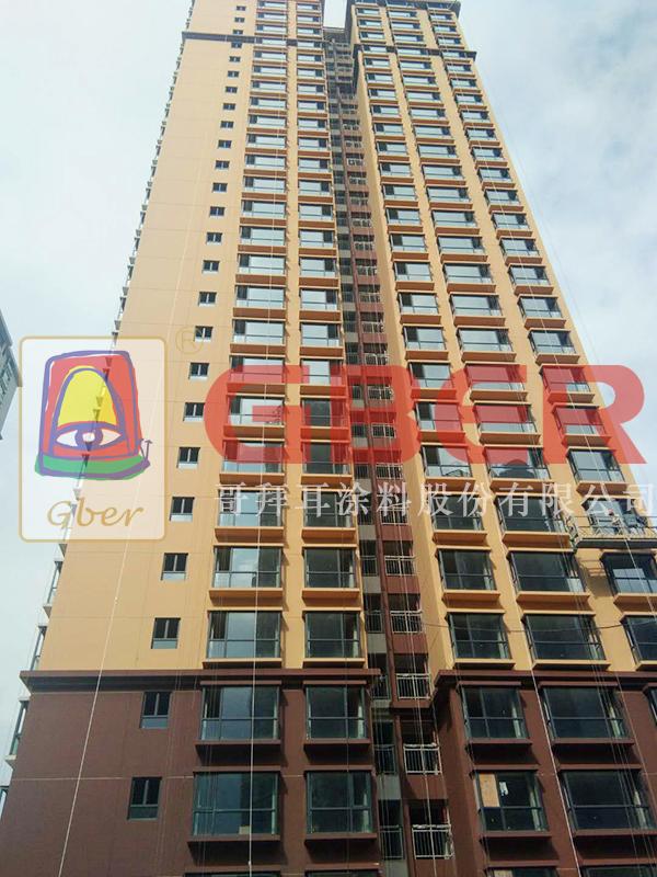 住宅外墙颜色搭配 住宅外墙用什么涂料好?