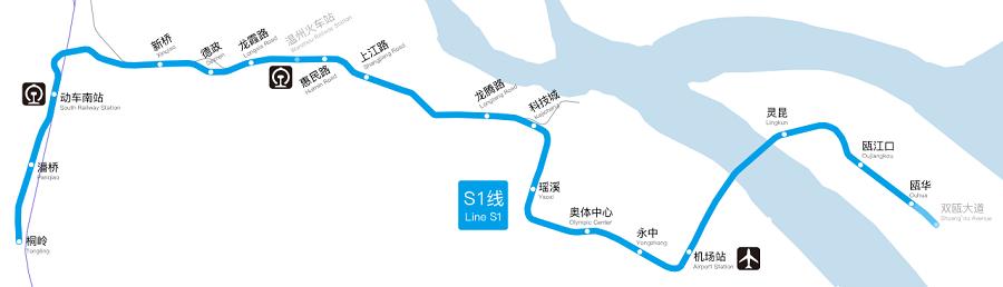 温州轨道交通S1线