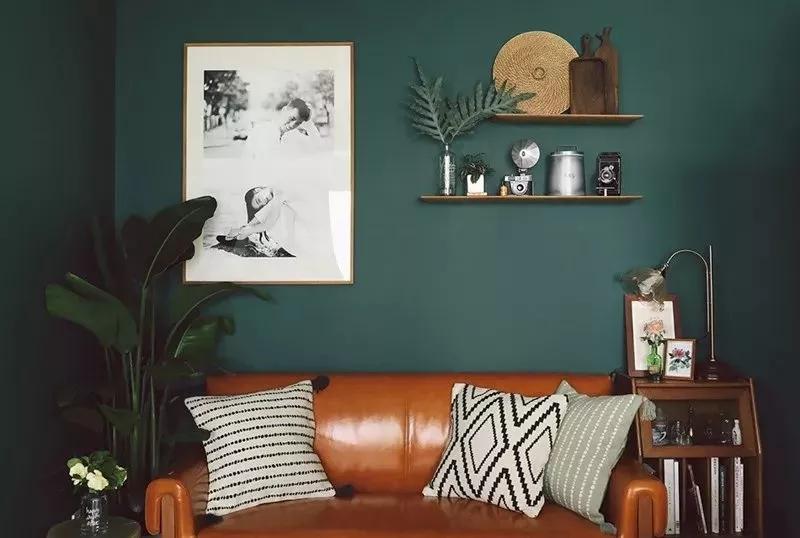 """严冬""""大雪"""",哪种墙面颜色能温暖整个居室?"""